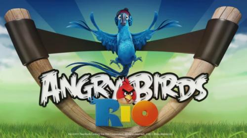 Angry birds 2 utannonserat